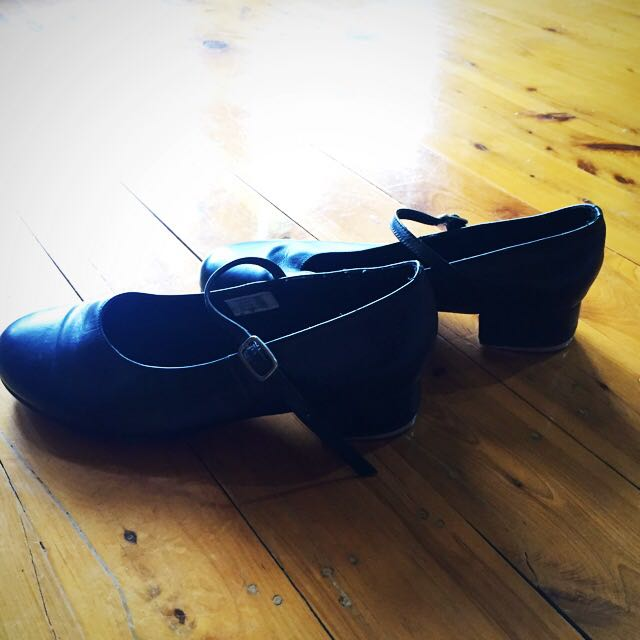 Womens Tap Shoes - Size 9