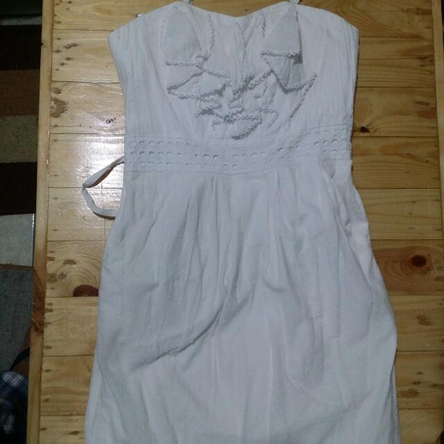 Xoxo White Dress Sale Sale Sale!!!
