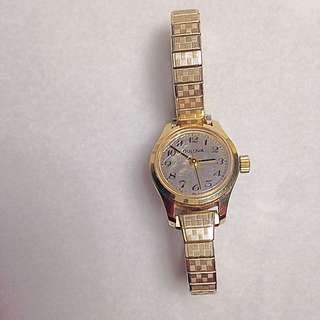 Antique Bulova Wind Up Watch