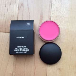MAC Lip & Cheek Colour In Young At Heart