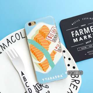 Sushi Iphone6+ case