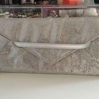 Victoria Secret Sequin Clutch
