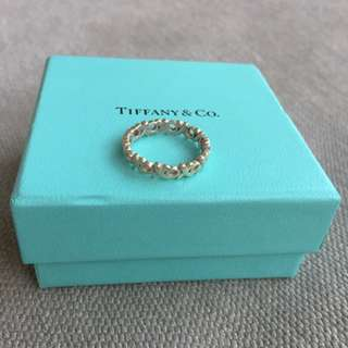 Tiffany XO Ring