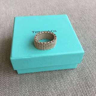 Tiffany Mesh Ring