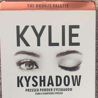 Kyshadow - Bronze Pallette