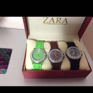 Zara Ladies Watches