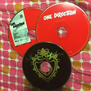 Boyband CDs