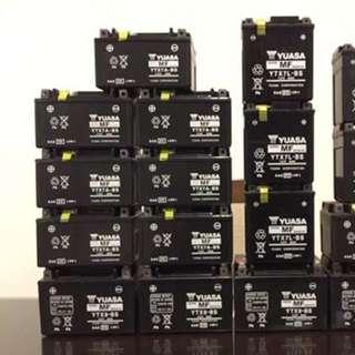 Original Yuasa Battery