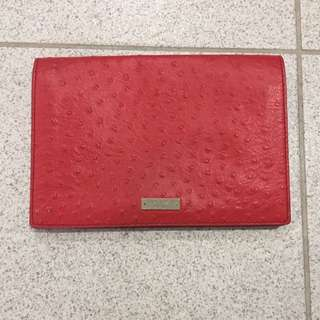 Authentic Kate Spade Clutch With Sling