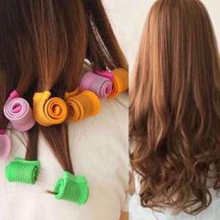 BNIB - DIY Hair Curlformers / Curler without Heat / Ironing