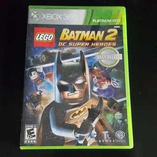 Xbox 360 Games - Lego Batman 2
