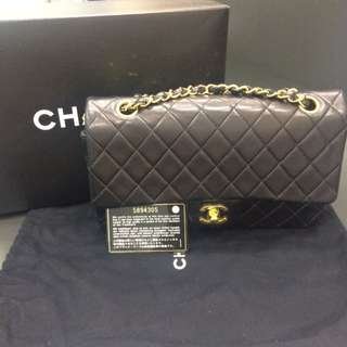 Authentic Classic Chanel