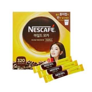 ☆NESCAFE 雀巢咖啡 三合一即溶咖啡 10公克 X 320入☆
