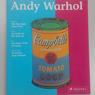 Andy Warhol By Isobel Kuhl