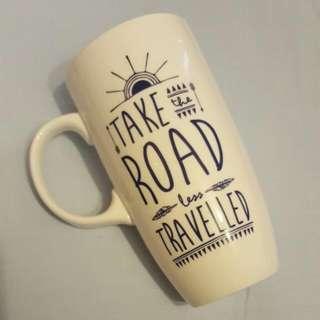 Typo Travel Mug