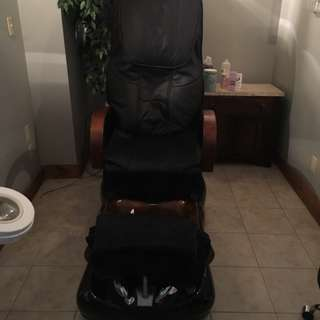 Lafleur Pedicure Spa Chair