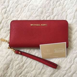 Authentic Michael Kors Continental Wallet