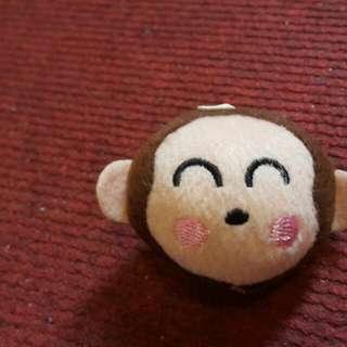 猴子髮飾(含郵)