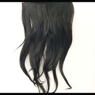 Hair Extensions (BLACK)