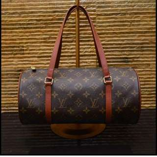 Original LV Papillon Bag