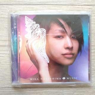 中島美嘉CD Mika Nakashima Music