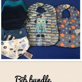Stylish Bib Bundle