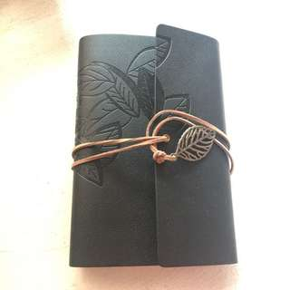 Leather Journal (Refillable)