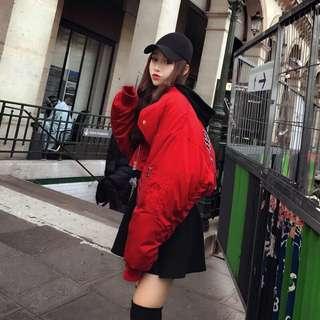 日韓流行外套 針織連身洋裝 刷毛上衣