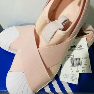 Adidas Superstar Slip On UK Size 6