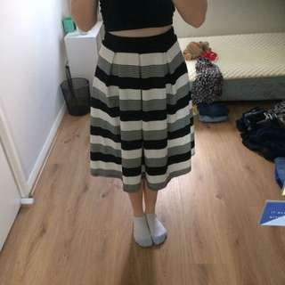 Ally Size 10 Midi Skirt