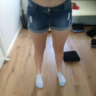 Size 12 Denim Pants