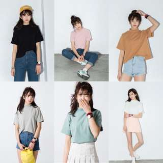 [PO] PRETTY BASIC TOP