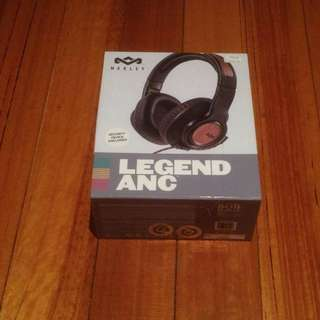 Legend ANC Over-Ear Headphone - Midnight