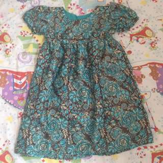 Dress Anak 3-4thn