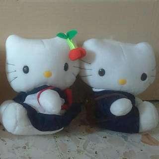 Hello Kitty Plush Toy