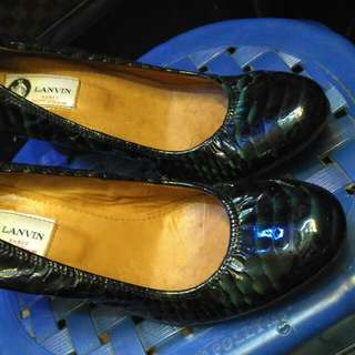 High Heels LANVIN Authentic