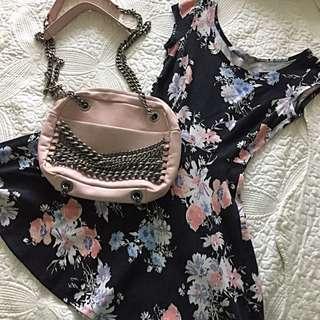 Dorothy Perkins Floral Dress - Size UK 6