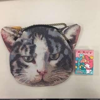 Kitty Bag 貓咪小袋