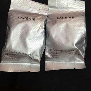 Laneige BB cushion (Pore Control)