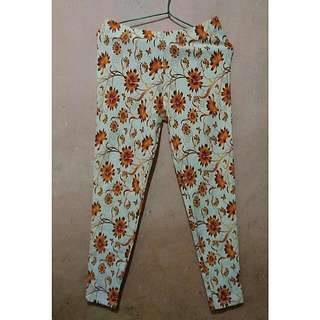 Jegging Flower