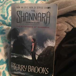 The Shannara Chronicles-the Elfstones Of Shannara