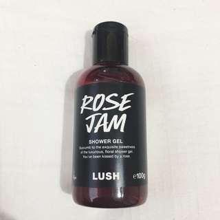 Lush Shower Gel Rose Jam