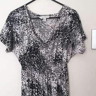 Maxi Dress Sz 12