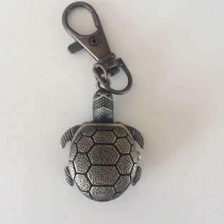 turtle pocket watch