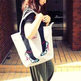 全新日本帶回高跟鞋包包