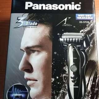 Panasonic ES-ST29 黑色刮鬍刀