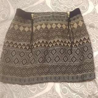Skirt. Great Condition Worn Twice. Bought In Europe