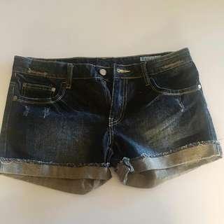 Trinity Demin Shorts