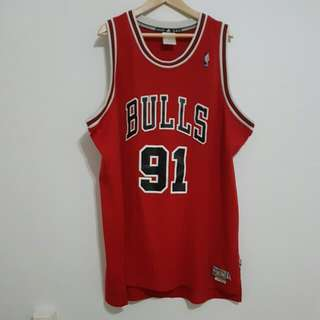 Adidas Genuine Bulls Guernsey Size 2xl