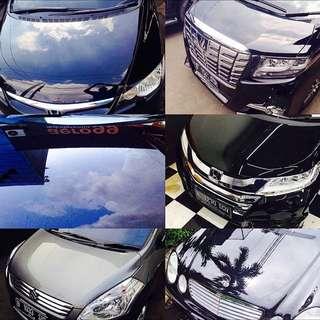 Auto Detailing /poles Body/salon Mobil Murah Mewah